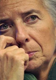 Cảnh sát Pháp khám xét nhà TGĐ IMF