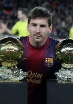 """Messi sẽ """"san bằng tỷ số"""" với Cristiano Ronaldo về mức lương?"""