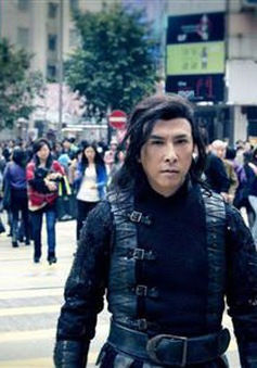 Phim 'Iceman' vẫn mắc lỗi sến của phim Hoa ngữ