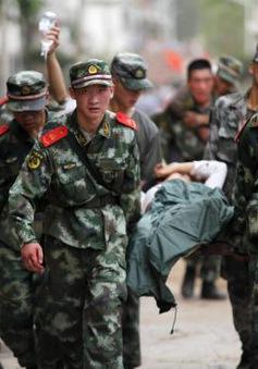 Động đất tại Trung Quốc: Số nạn nhân thương vong đã lên tới hơn 2000 người
