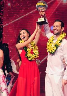 Lan Ngọc bất ngờ giành quán quân Bước nhảy hoàn vũ 2015