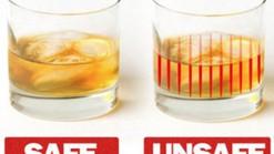Cốc thông minh phát hiện chất kích dục trong đồ uống