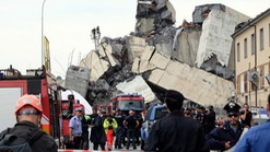 Italy phạt nặng công ty quản lý đường cao tốc bị sập