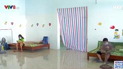 Cuộc sống của các em nhỏ trong khu cách ly tại Hà Tĩnh