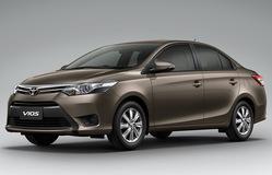 10 mẫu xe bán chạy nhất tháng 11/2017: Toyota Vios lập kỷ lục