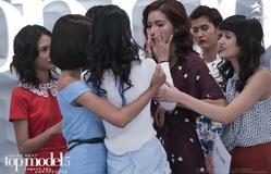 Dẫn đầu ở Asia's Next Top Model, Minh Tú vẫn òa khóc vì không vui nổi