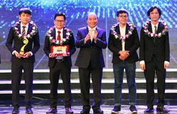Ứng dụng 3D mô phỏng cơ thể người đạt giải Nhất Nhân tài đất Việt 2017