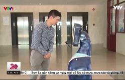 """Thích thú với những robot """"made in sinh viên Việt"""""""
