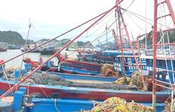 Hà Tĩnh: Ban hành lệnh cấm biển ứng phó bão số 4