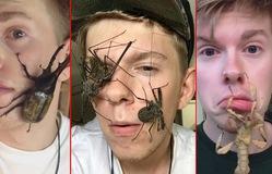 Kiếm bội tiền từ thú chơi kỳ lạ với... côn trùng