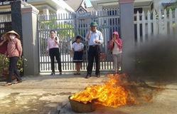 Chưa xác định được nguyên nhân nước giếng nhiễm xăng ở Đồng Nai