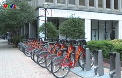 Dịch vụ cho thuê xe đạp phổ biến tại Mỹ