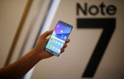 Samsung bán trở lại Galaxy Note 7 với giá hơn 12 triệu VNĐ
