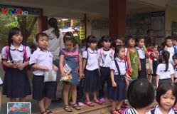 Một số trường ở TP.HCM bắt đầu năm học mới