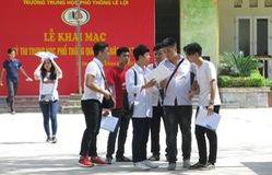 Ngày đầu tiên kì thi THPT Quốc gia 2017: Đề Văn dễ thở, đề Toán bị than dài