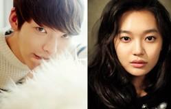 Shin Min Ah hộ tống Kim Woo Bin đến bệnh viện điều trị ung thư