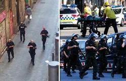 Tây Ban Nha tiếp tục xảy ra tấn công bằng xe tải: 4 đối tượng bị tiêu diệt