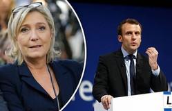 Pháp: Ứng cử viên Macron có xu hướng đối lập với bà Le Pen