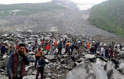 Công bố danh tính 118 người mất tích trong vụ lở đất ở Trung Quốc