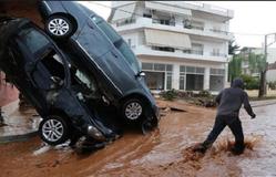 Hy Lạp tuyên bố quốc tang sau thiên tai