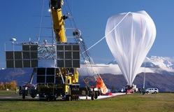 NASA phóng thành công khinh khí cầu siêu áp suất