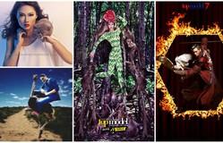 """Những khoảnh khắc """"chơi đùa"""" cùng động vật đẹp nhất trong 8 mùa Vietnam's Next Top Model"""