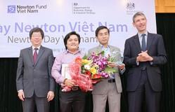 Duy trì hệ thống viễn thông trong điều kiện thiên tai đoạt giải thưởng Newton Việt Nam 2017