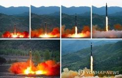 Vụ phóng tên lửa của Triều Tiên làm tiêu tan hy vọng hòa bình
