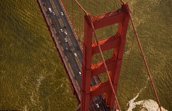 Những cây cầu đẹp nhất thế giới nhìn từ trên cao