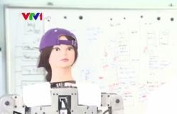 Việt Nam chế tạo thành công robot hình người