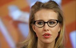 MC truyền hình tuyên bố tranh cử Tổng thống Nga