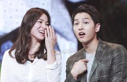 Hóa ra đây là lý do Song Joong Ki vội vàng kết hôn với Song Hye Kyo