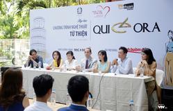 Chương trình nghệ thuật từ thiện đặc biệt QUI E ORA: Chung tay vì trẻ em mắc bệnh tim