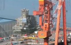 Trung Quốc hạ thủy tàu sân bay tự sản xuất đầu tiên