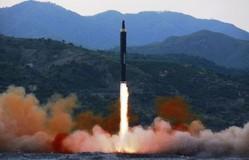 Triều Tiên đã phóng tên lửa đạn đạo về phía Biển Nhật Bản