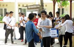 Thí sinh dự thi THPT Quốc gia bước sang ngày thi thứ 2