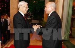 Chuyến thăm Campuchia của Tổng Bí thư là dấu ấn quan trọng trong quan hệ hai nước