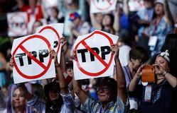 Mỹ không thay đổi quan điểm rút lui TPP