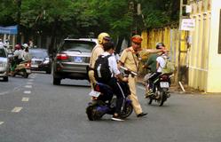 50% số ca tử vong ở thanh thiếu niên do tai nạn giao thông