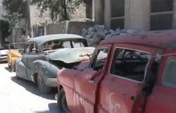 Niềm đam mê của nhà sưu tập xe cổ người Syria