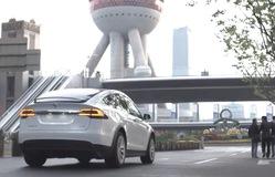 Tesla hoàn tất việc mua đất xây nhà máy ở Trung Quốc