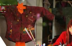 Nhà thiết kế Trịnh Bích Thủy viết tiếp câu chuyện áo bông chần