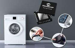 Microchip Technology ra mắt hai dòng vi điều khiển mới
