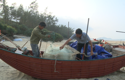 Ngư dân vượt khó cải thiện cuộc sống