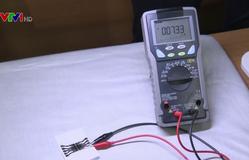 Chế tạo thành công pin năng lượng mặt trời di động