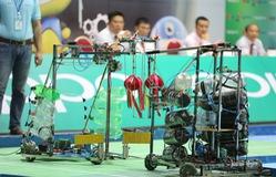Robocon 2018: Giải đáp thắc mắc về việc robot trao nhận còn