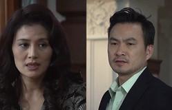 """Tình khúc Bạch Dương - Tập 22: Vân mới vừa đánh tiếng thấy chồng lạ, Hùng đã vội """"phủ đầu"""" vợ"""