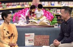 Gặp gỡ cụ bà gây dựng trạm sách miễn phí giữa lòng thủ đô