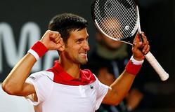 Rome mở rộng 2018: Thắng Nishikori, Djokovic gặp Nadal ở bán kết