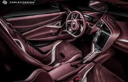 Khoang lái đầy mê hoặc của siêu xe trứ danh McLaren 720S